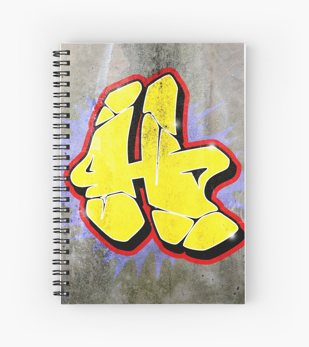 H Graffiti Letter Wild Style By Joax