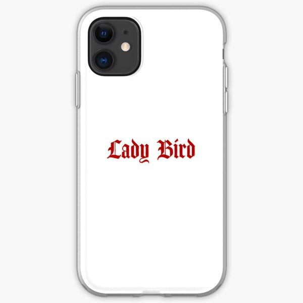 ladybird logo iPhone Soft Case