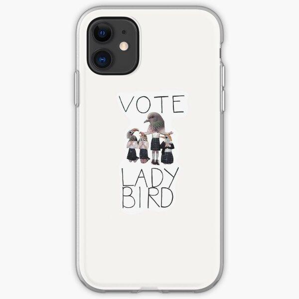 VOTE LADYBIRD iPhone Soft Case