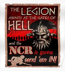 The Gates of Hell - NCR Poster