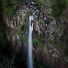 Daggs Falls _ Scenic Rim Qld by Barbara Burkhardt