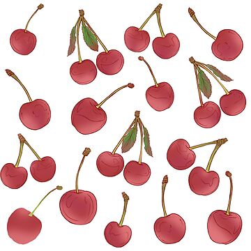 Cherry world by babawa