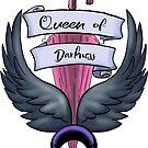 Queen of Darkness by swinku