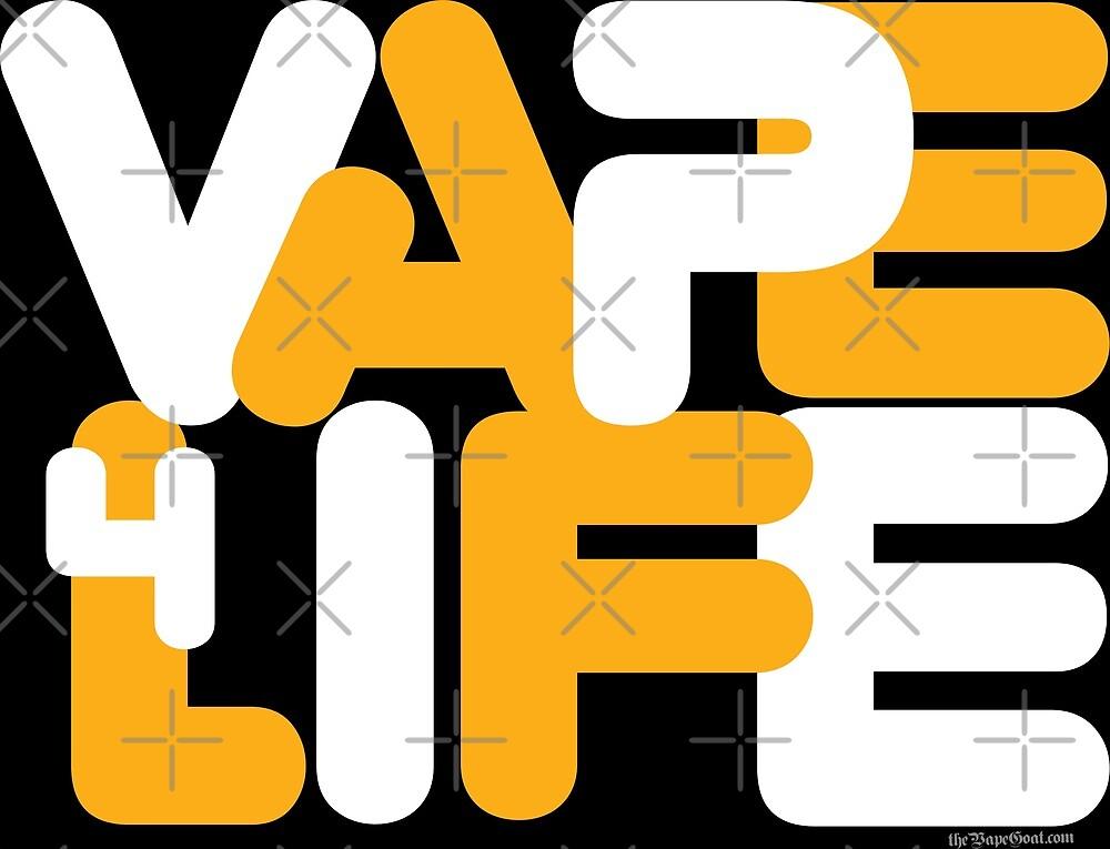 Ω VAPE  | Vape 4 Life by IconicTee