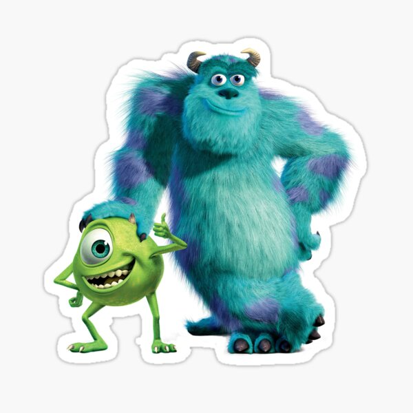 Monsters Inc. Sticker