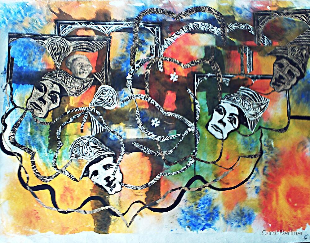 Unmasked by Carol Berliner