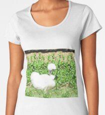 Maryline in mint Women's Premium T-Shirt