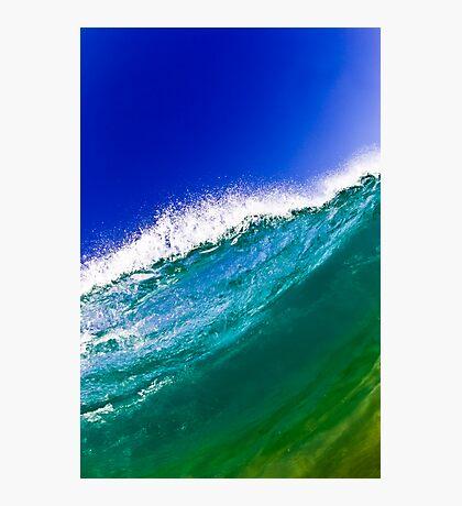 With Sand Fotodruck