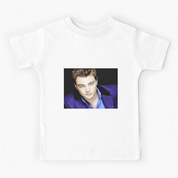 Seductive Leonardo DiCaprio Kids T-Shirt