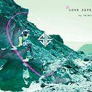 LOVE SATELLITE by SIE  in green by sourceindie