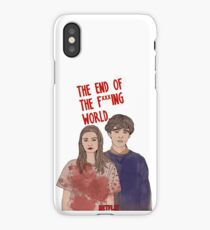 Netflix It's The End of the Fucking World iPhone Case/Skin