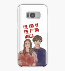 Netflix It's The End of the Fucking World Samsung Galaxy Case/Skin