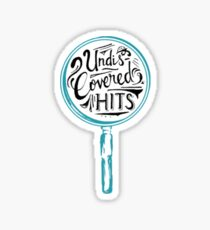 Undiscovered Hits Sticker