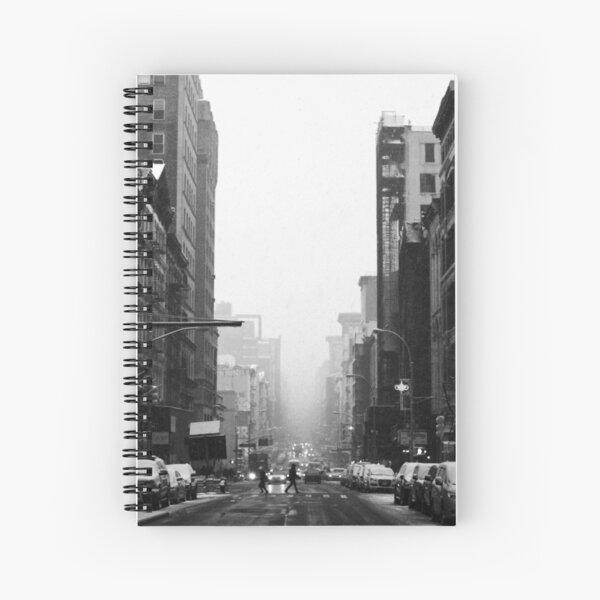 Post Modern NYC Spiral Notebook