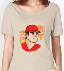 Shohei Ohtani Women's Relaxed Fit T-Shirt