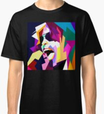 Steven Tyler von Aerosmith Classic T-Shirt
