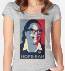 HOPE-Rah Women's Fitted Scoop T-Shirt