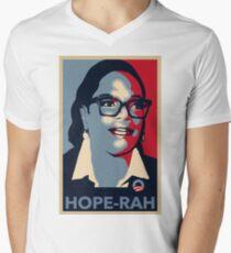 HOPE-Rah Men's V-Neck T-Shirt