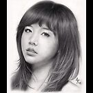 Girls' Generation Sunny Lee by kuygr3d