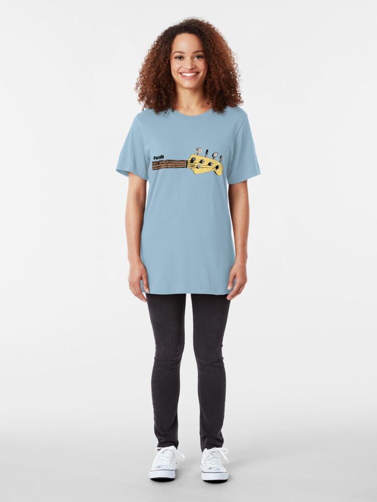 Alternate view of Funk Bass Slim Fit T-Shirt