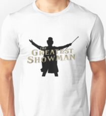 The Greatest Showman - Silhouette and Logo Unisex T-Shirt