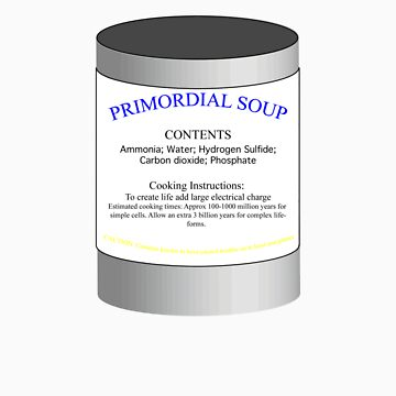 Primordial Soup by mbinder