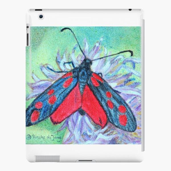 Zygaena filipendulae iPad Snap Case