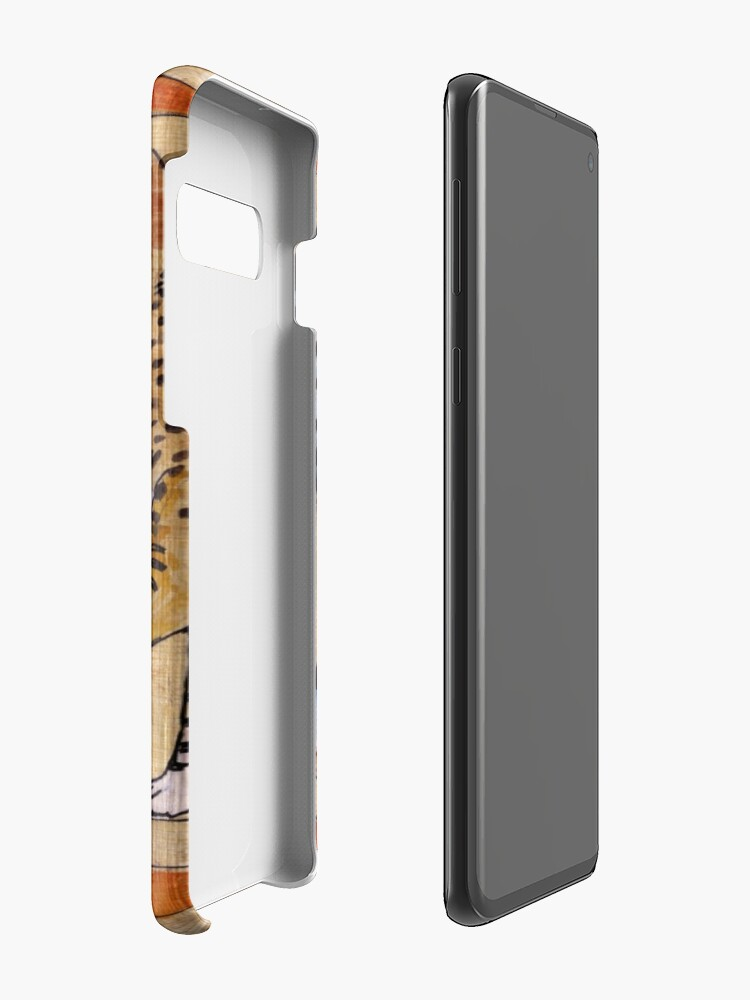 Alternate view of I am the Cat Case & Skin for Samsung Galaxy
