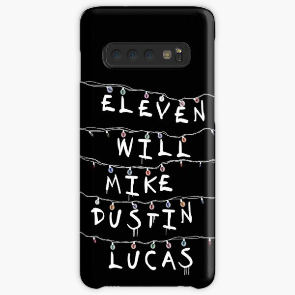 Stranger Things Samsung Galaxy Snap Case