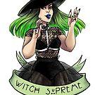 Witch Supreme by swinku