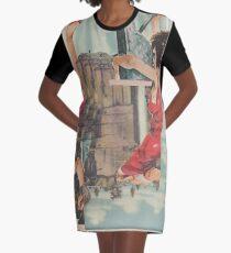 Mirage 2 Graphic T-Shirt Dress