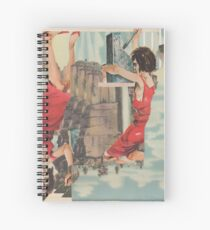 Mirage 2 Spiral Notebook
