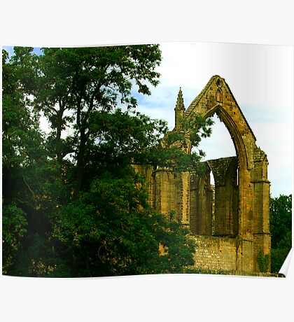 Bolton Abbey Poster