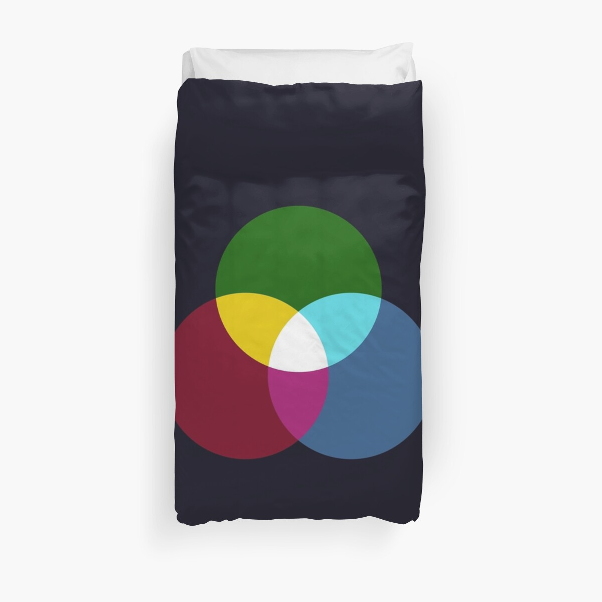 Quot Colours Of Light Primary And Secondary Quot Duvet Covers By