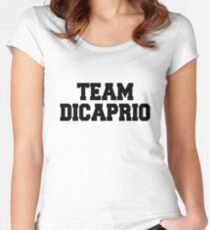 TEAM DICAPRIO Women's Fitted Scoop T-Shirt