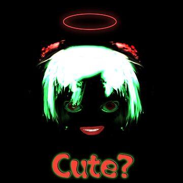 Devil - cute? by AlexFurious