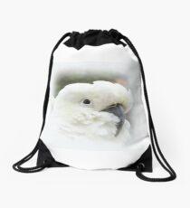 The Philosopher  Drawstring Bag