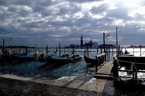 Stormy Venice by SHappe