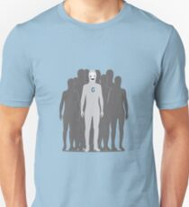 Human beings unite Unisex T-Shirt