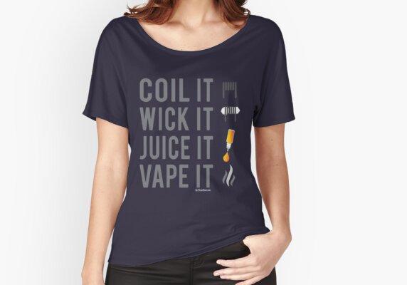 Ω VAPE | Coil Wick Juice Vape