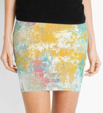 Winter Sunrise Mini Skirt