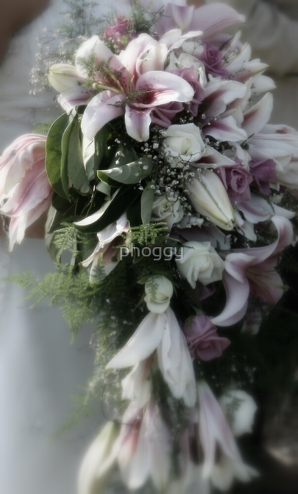 the bouquet by phoggy
