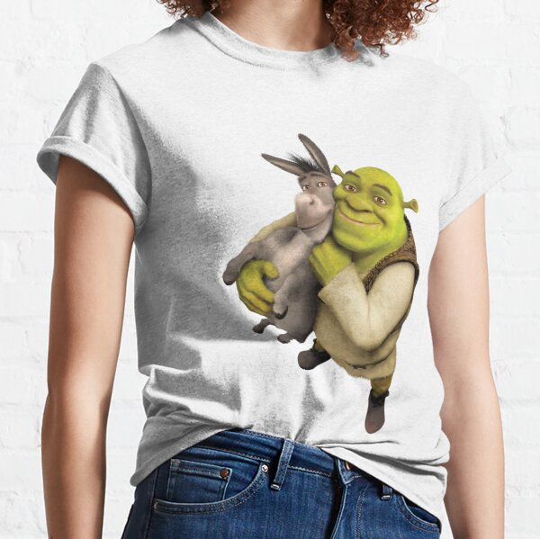 Shrek and Donkey Classic T-Shirt