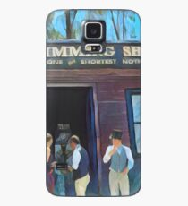 Time Travellers I Case/Skin for Samsung Galaxy
