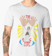 The flaming lips - big hands Men's Premium T-Shirt