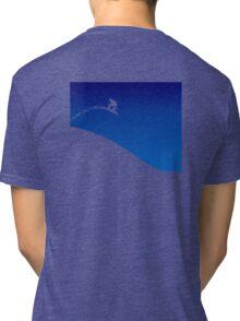 minimalistic Tri-blend T-Shirt