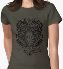 solas romance tattoo  Women's Fitted T-Shirt