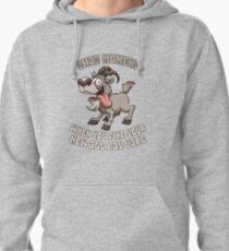 Ω VAPE Shirt | ALL DAY VAPE  Pullover Hoodie