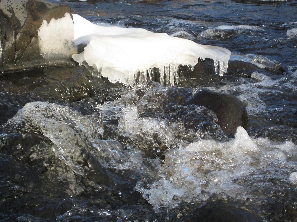Ice day by Richard Marsay