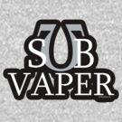 Ω VAPE | SUB Vaper  by IconicTee